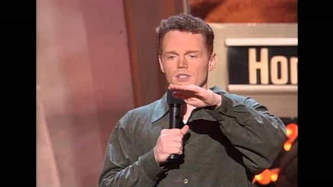 Pay Disparity is listed (or ranked) 2 on the list The Most Hilarious (and Offensive) Bill Burr Jokes, Ranked