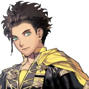 Claude is listed (or ranked) 2 on the list The Best Golden Deer Students In 'Fire Emblem: Three Houses'