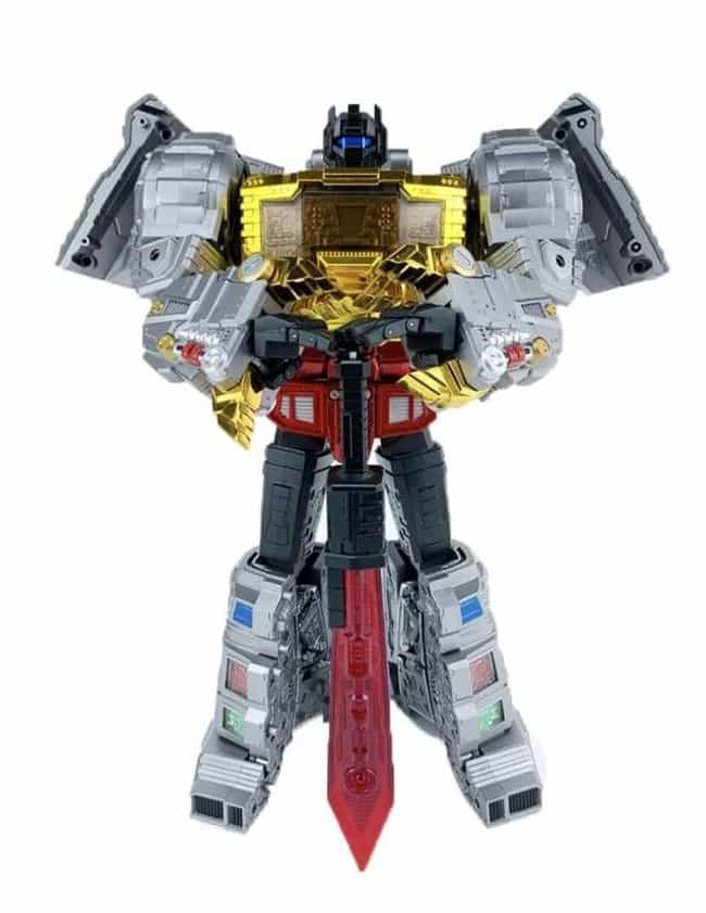 GigaPower Gigasaurs is listed (or ranked) 3 on the list The Best Grimlock Toys, Ranked