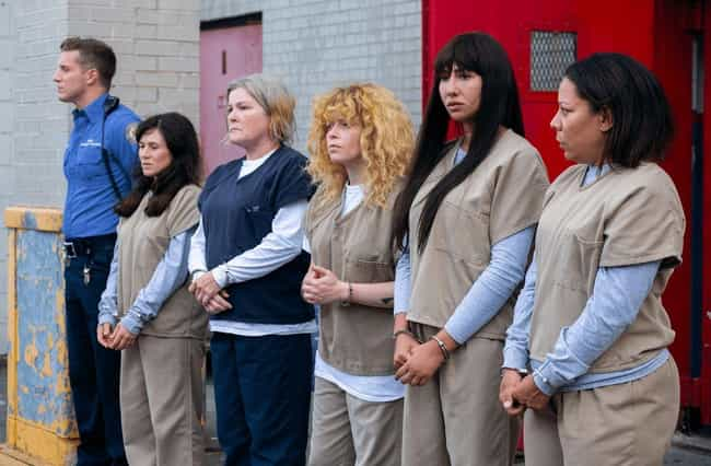 Orange is the New Black - Seas... is listed (or ranked) 4 on the list Ranking the Best Seasons of 'Orange Is the New Black'