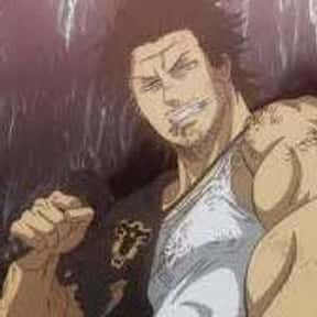 Yami Sukehiro is listed (or ranked) 22 on the list The Best Anime Swordsman of All Time