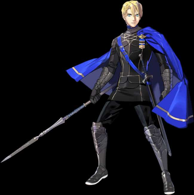 Dimitri is listed (or ranked) 3 on the list The Best 'Fire Emblem: Three Houses' Characters