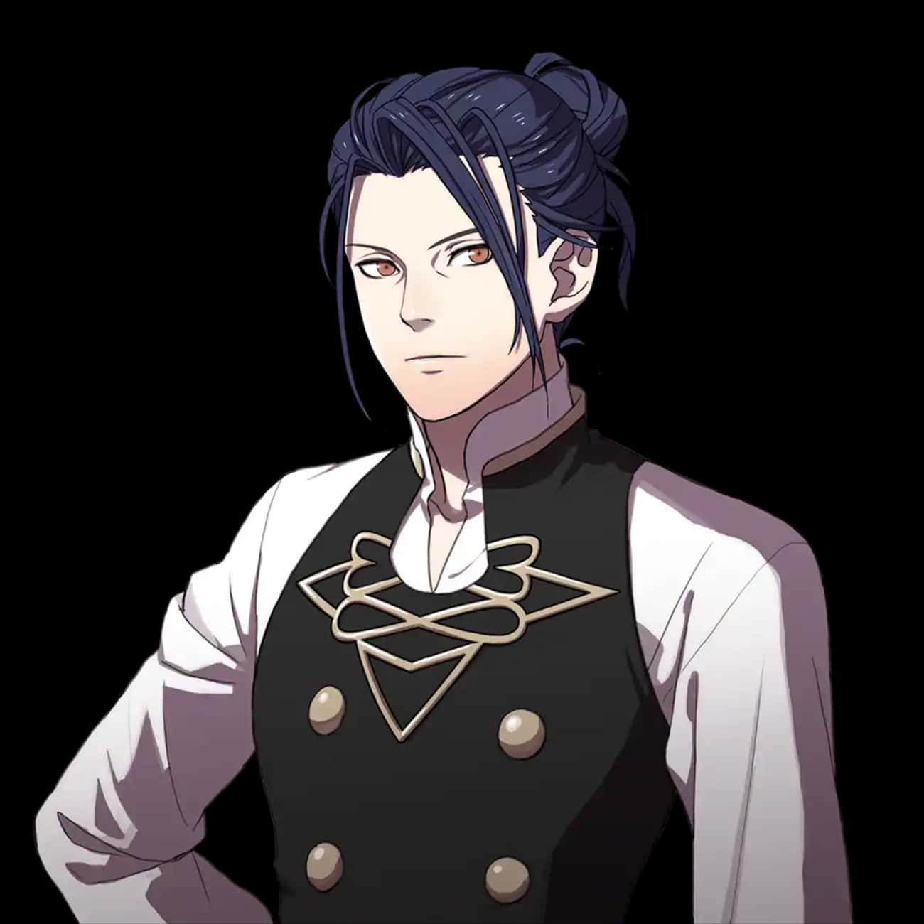 Felix  is listed (or ranked) 4 on the list The Best 'Fire Emblem: Three Houses' Characters