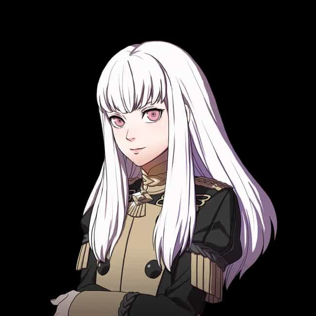 Lysithea is listed (or ranked) 2 on the list The Best 'Fire Emblem: Three Houses' Characters