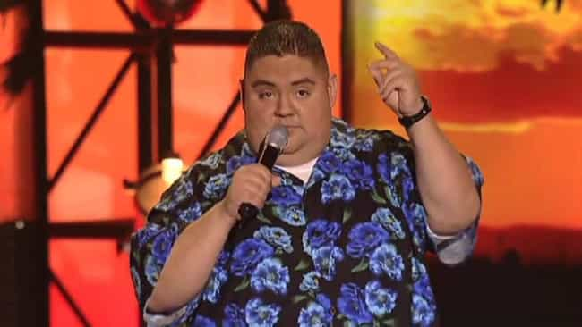 Shirt Not Big Enough is listed (or ranked) 4 on the list The Fluffiest Gabriel Iglesias Jokes, Ranked