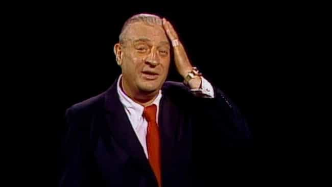 Going to the Bar is listed (or ranked) 3 on the list The Greatest Rodney Dangerfield Jokes & One-Liners, Ranked