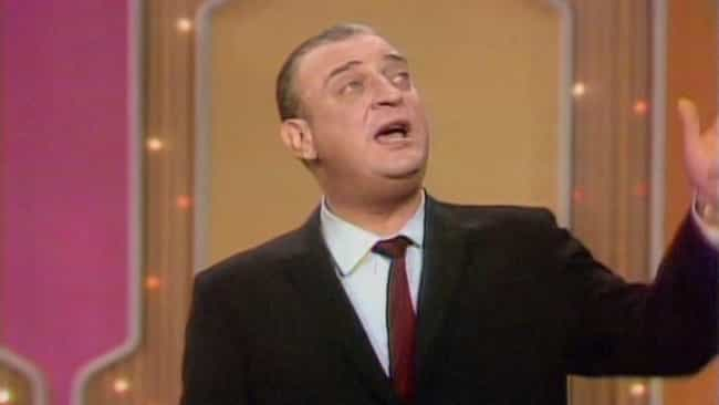 I Feel Like Throwing Up is listed (or ranked) 4 on the list The Greatest Rodney Dangerfield Jokes & One-Liners, Ranked