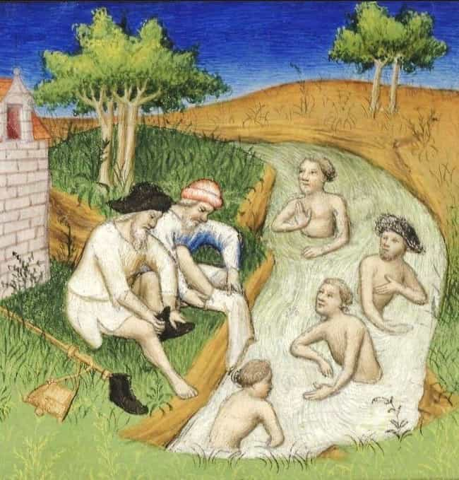 Water Was Known As A Cure For ... is listed (or ranked) 2 on the list Were Medieval People Really Drunk On Beer And Wine All The Time?