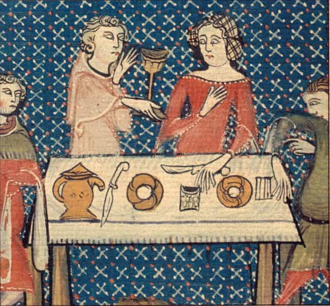 People Knew How To Avoid Conta... is listed (or ranked) 1 on the list Were Medieval People Really Drunk On Beer And Wine All The Time?