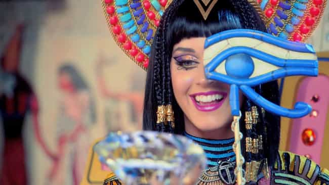 Her Song 'Dark Horse' Was Foun... is listed (or ranked) 1 on the list Fun Facts You Didn't Know About Katy Perry