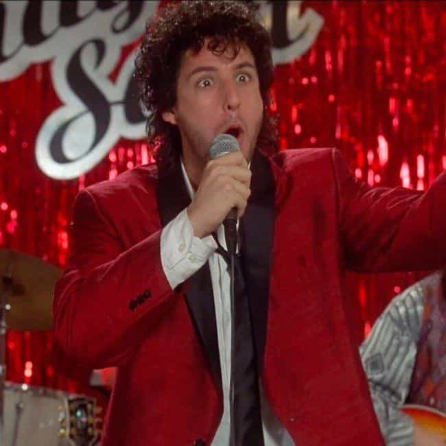 Sideburns Lady is listed (or ranked) 3 on the list The Funniest Quotes From 'The Wedding Singer'