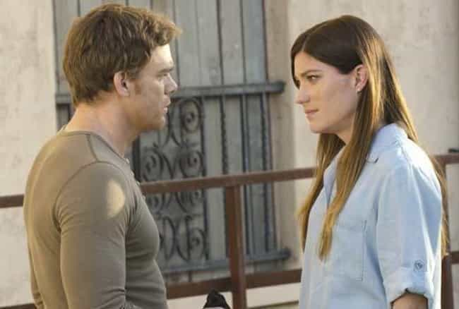 They Stuck Together Through Ha... is listed (or ranked) 4 on the list Behind-The-Scenes Facts About Michael C. Hall And Jennifer Carpenter On 'Dexter'