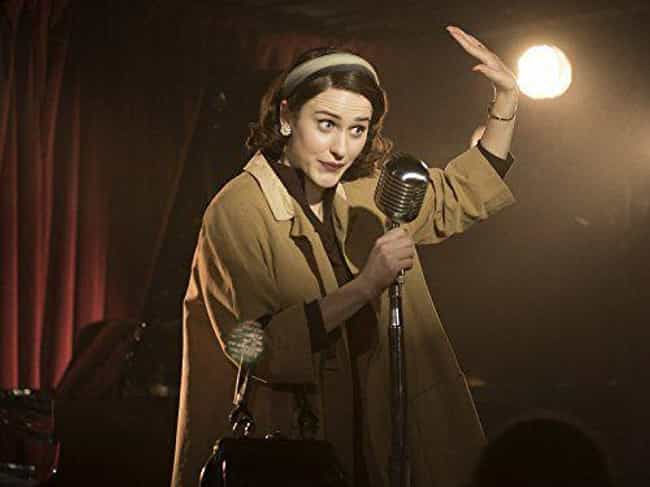 Because You Left is listed (or ranked) 2 on the list The Best Episodes of 'The Marvelous Mrs. Maisel'