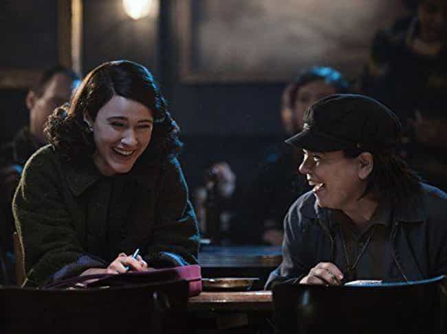 The Disappointment of the Dion... is listed (or ranked) 1 on the list The Best Episodes of 'The Marvelous Mrs. Maisel'