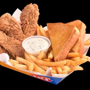 Chicken Strip Basket is listed (or ranked) 1 on the list The Best Things To Eat At Dairy Queen, Ranked