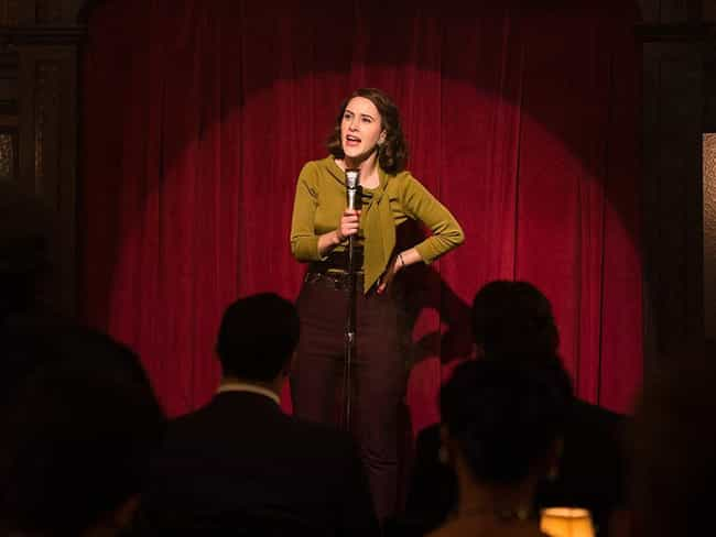 Someday... is listed (or ranked) 4 on the list The Best Episodes of 'The Marvelous Mrs. Maisel'