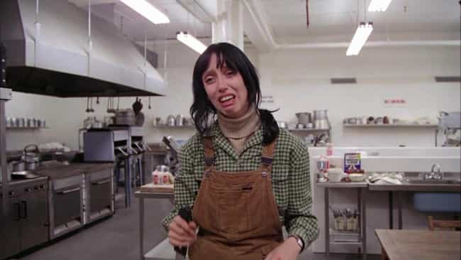 Duvall Claimed The Film Requi... is listed (or ranked) 1 on the list Behind-The-Scenes Stories About Shelley Duvall From 'The Shining'