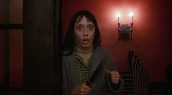 Duvall Called Her Time O... is listed (or ranked) 2 on the list Behind-The-Scenes Stories About Shelley Duvall From 'The Shining'