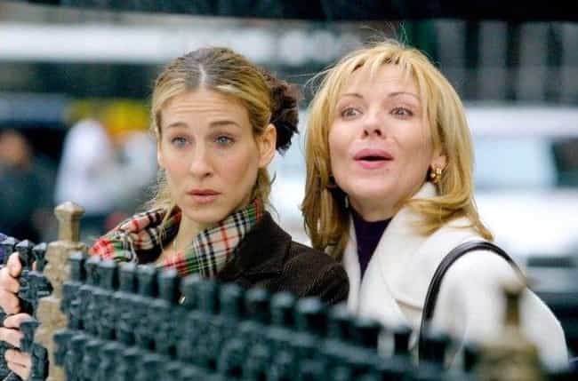 Kim Cattrall And Sarah J... is listed (or ranked) 1 on the list TV Best Friends Who Hated Each Other In Real Life