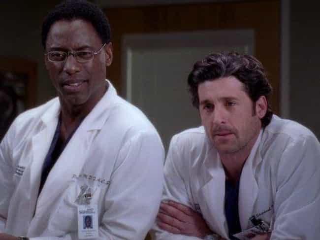 Isaiah Washington and Patrick ... is listed (or ranked) 2 on the list TV Best Friends Who Hated Each Other In Real Life