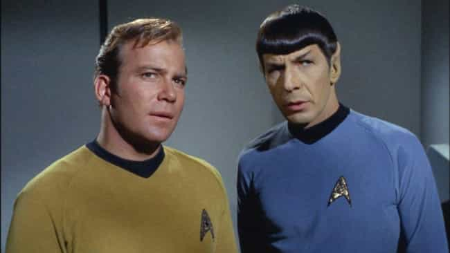 William Shatner And Leon... is listed (or ranked) 5 on the list TV Best Friends Who Hated Each Other In Real Life