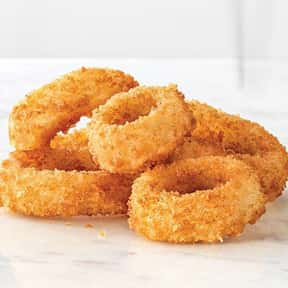 Onion Rings  is listed (or ranked) 25 on the list The Best Things To Eat At Arby's, Ranked