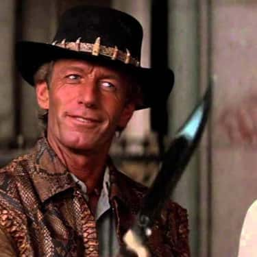 The 15 Best Quotes From Crocodile Dundee Ranked By Fans