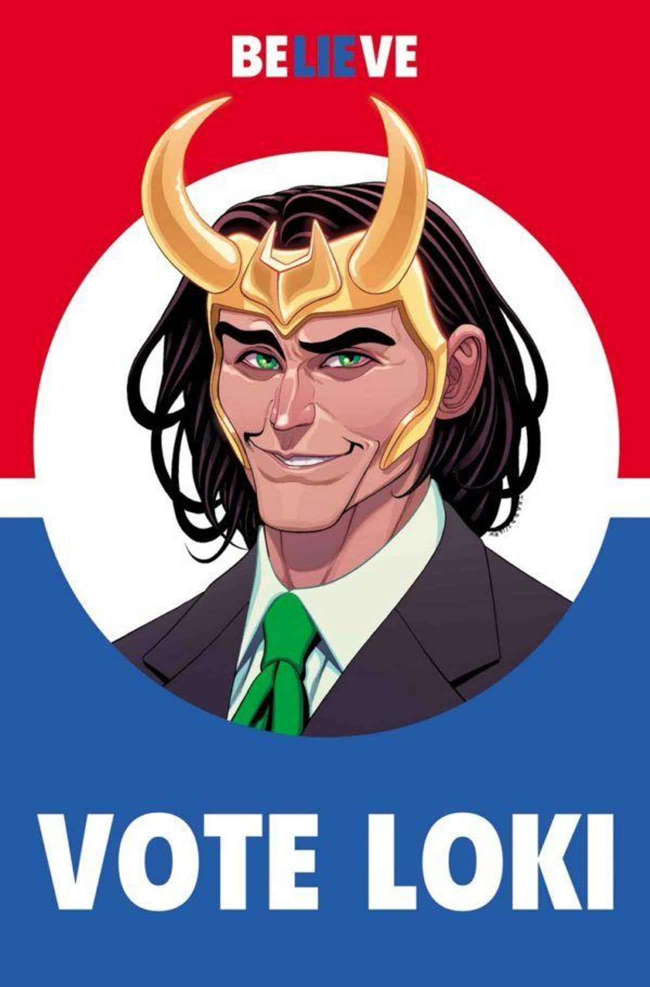 Vote Loki is listed (or ranked) 4 on the list The Best Loki Storylines in Comics