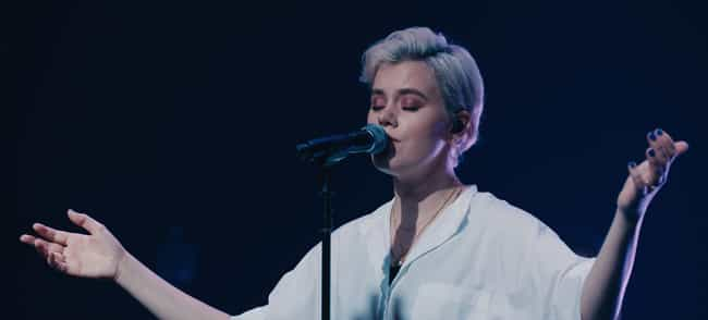 Taya Smith-Gaukrodger is listed (or ranked) 1 on the list Every Member Of Hillsong Worship, Ranked
