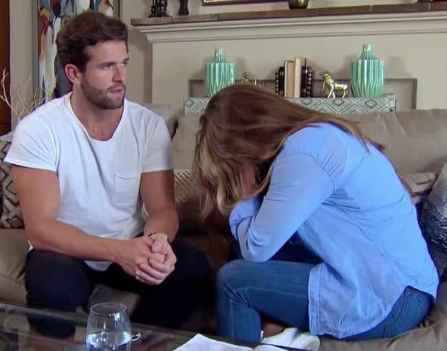 Hannah's Season: Jed Had... is listed (or ranked) 1 on the list The Biggest Scandals In Bachelor And Bachelorette History