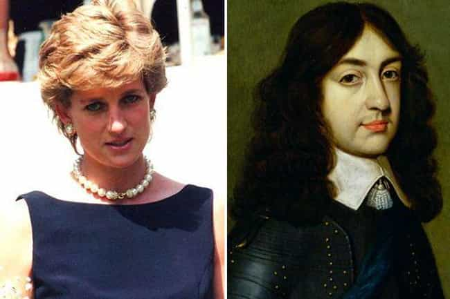 Princess Diana's Blood Was Blu... is listed (or ranked) 4 on the list How The Modern Royal Family Is Related To Historical Royals