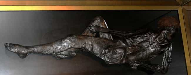 Sphagnan Extracted Calcium Fro... is listed (or ranked) 3 on the list How (And Why) Europe's Mysterious Bog Bodies Were Naturally Mummified