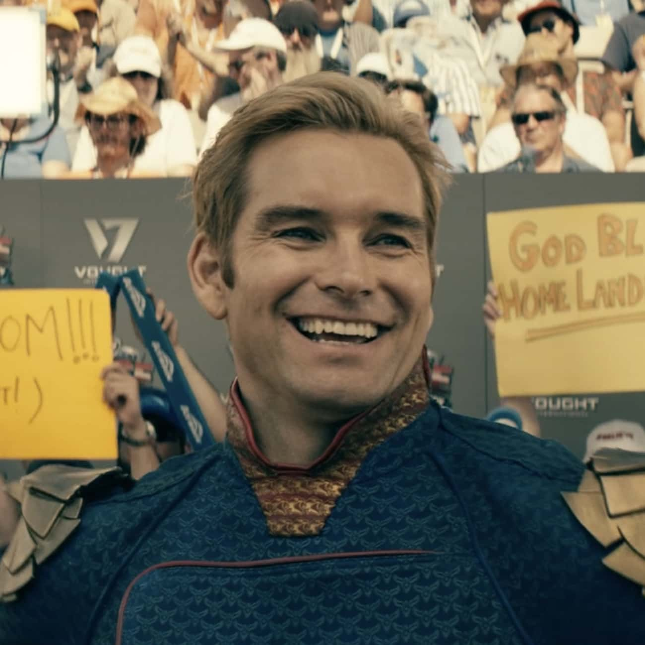 You... is listed (or ranked) 3 on the list The Best Homelander Quotes From 'The Boys'