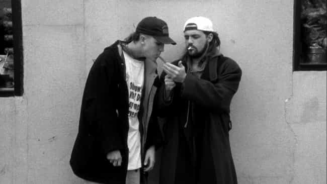Part Of The Film's Budget Came... is listed (or ranked) 3 on the list Behind-The-Scenes Stories From The Making Of 'Clerks'