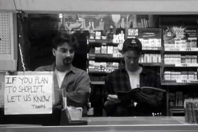 The Rest Of The Film's Budget ... is listed (or ranked) 4 on the list Behind-The-Scenes Stories From The Making Of 'Clerks'