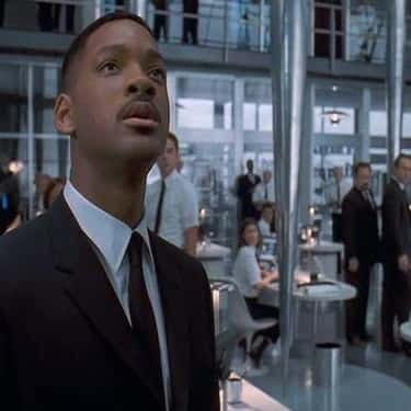 Old Guys is listed (or ranked) 1 on the list The Funniest Quotes From 'Men in Black'