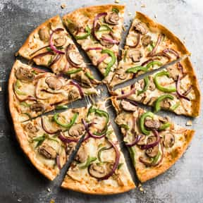 Veggie Lover's Pizza is listed (or ranked) 22 on the list The Best Things To Eat At Pizza Hut