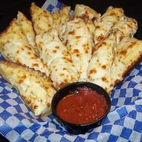 Cheese Sticks is listed (or ranked) 1 on the list The Best Things To Eat At Pizza Hut