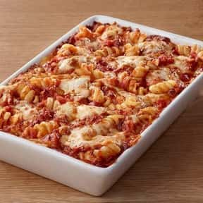 Tuscani Meaty Marinara Pasta is listed (or ranked) 21 on the list The Best Things To Eat At Pizza Hut