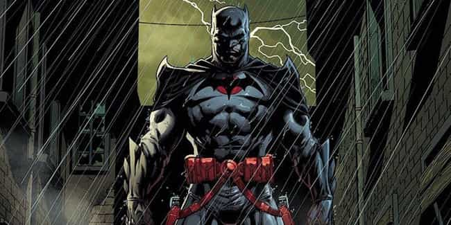 Thomas Wayne (Flashpoint) is listed (or ranked) 3 on the list Everyone (Other Than Bruce Wayne) Who Has Been Batman