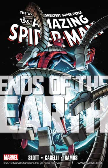 Ends Of The Earth is listed (or ranked) 2 on the list The Best Sinister Six Storylines in Comics