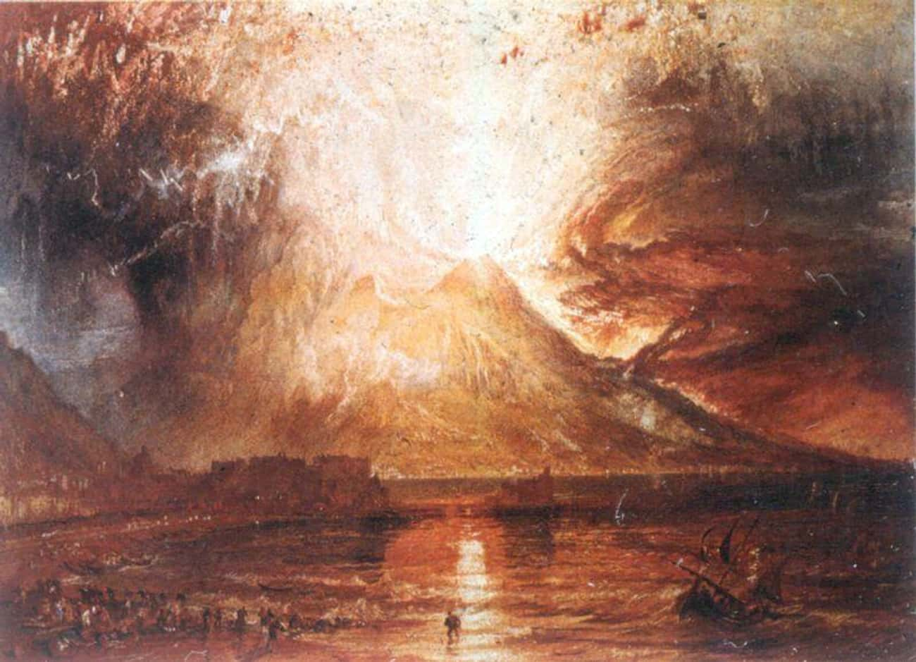 The Italian Government Would I is listed (or ranked) 1 on the list What If Mount Vesuvius Erupted Again?