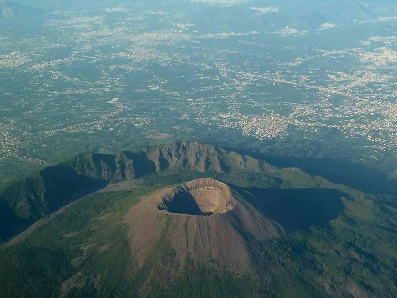 The Evacuation Plan May Not Be is listed (or ranked) 4 on the list What If Mount Vesuvius Erupted Again?
