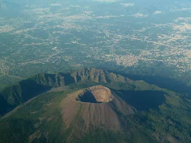 The Evacuation Plan May ... is listed (or ranked) 4 on the list What If Mount Vesuvius Erupted Again?