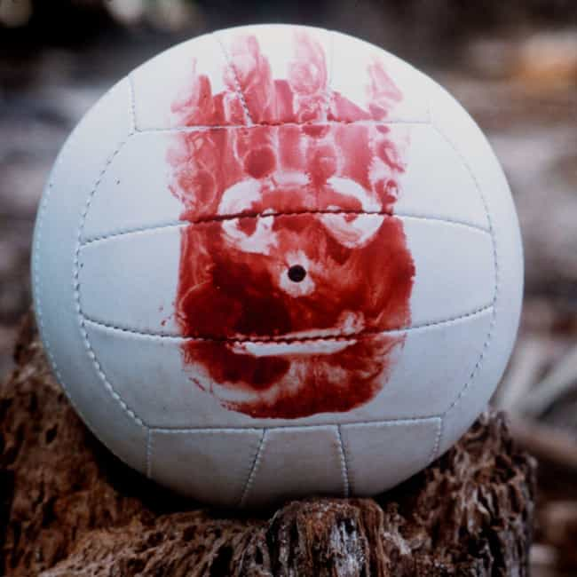 Hang On is listed (or ranked) 2 on the list The Best Quotes From The Movie 'Cast Away'