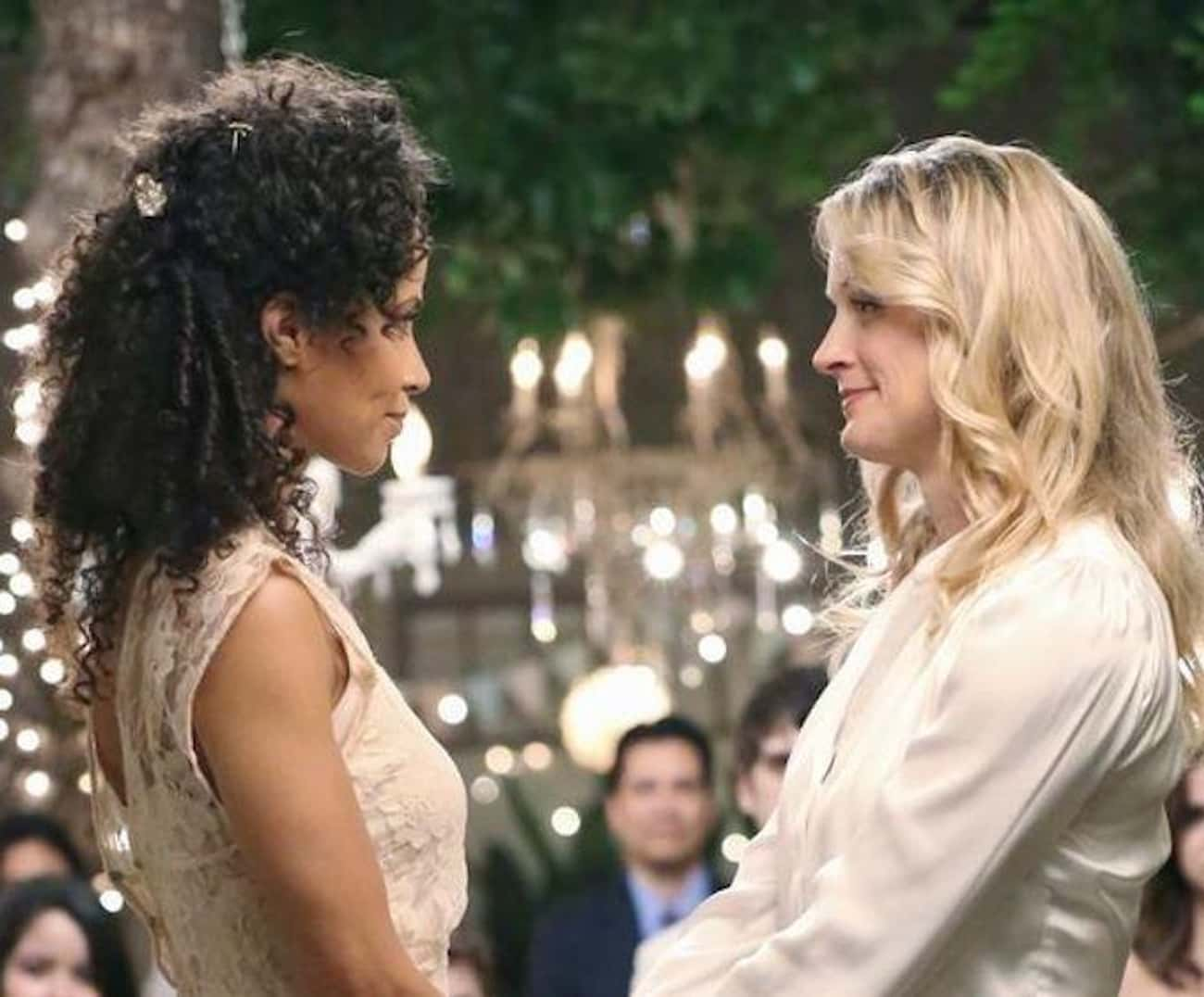Stef & Lena is listed (or ranked) 4 on the list The 50+ Best LGBTQ+ Couples In TV History