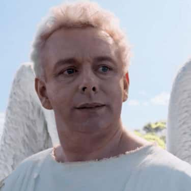 Aziraphale is listed (or ranked) 2 on the list The Best Characters On 'Good Omens'