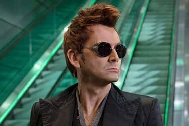Crowley  is listed (or ranked) 1 on the list The Best Characters On 'Good Omens'
