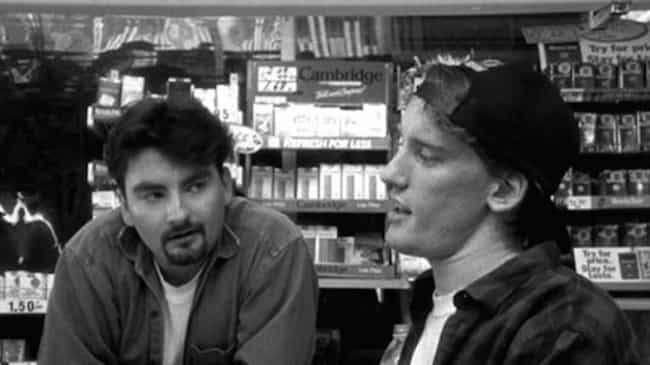The Movie Was Born Out Of Smit... is listed (or ranked) 1 on the list Behind-The-Scenes Stories From The Making Of 'Clerks'
