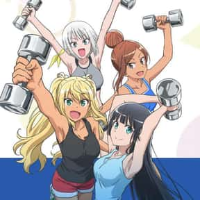 How Heavy Are the Dumbbells Yo is listed (or ranked) 1 on the list The Best Anime To Watch While Working Out